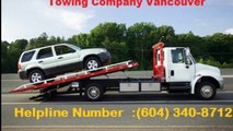 Towing Company Vancouver|professional towing company|Towing Vancouver