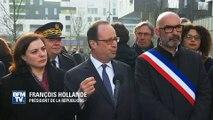 """Hollande prône """"l'apaisement et le vivre-ensemble"""" dans les banlieues"""