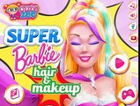 Barbie Doll Elsa Frozen Barbie Cartoon Movie In Hindi - In Dream House Play Kids Toys With