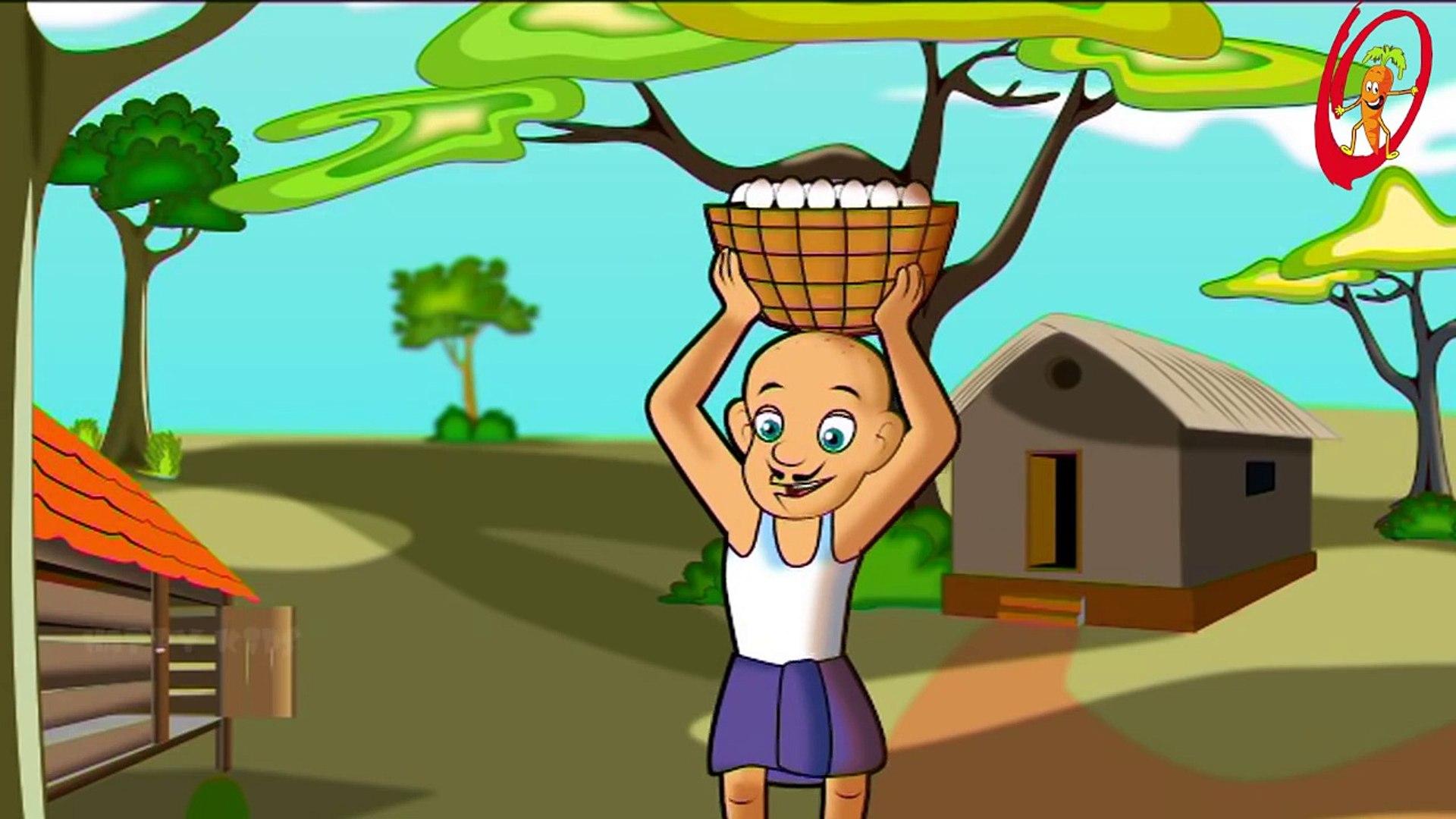 HD Cartoon Song Nursery Rhymes in Tamil  Kids Poem