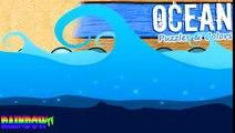 GAS CAMIÓN de CONSTRUCCIÓN de ROMPECABEZAS de dibujos animados para Niños Videos para niños los Niños los Coches de dibujos animados