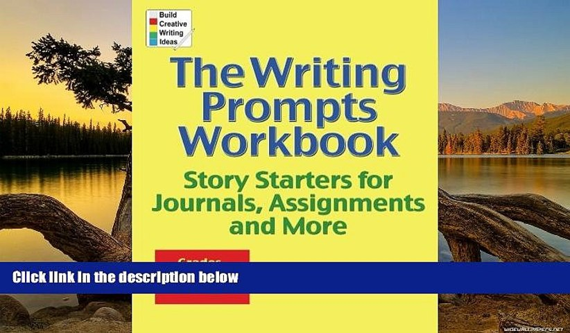 Read Online The Writing Prompts Workbook, Grades 1-2: Story Starters for  Journals, Assignments and