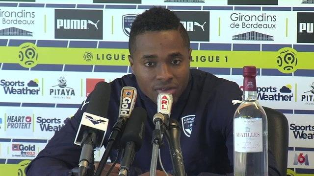 Foot - L1 - Bordeaux : Kamano «On est beaucoup mieux»
