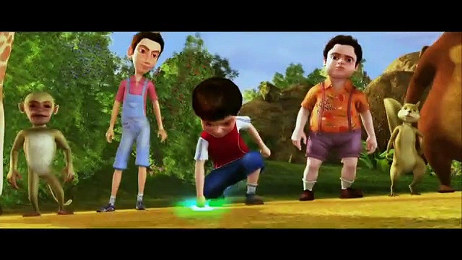 Bengali Kids Animation Movie - Pangaa Gang