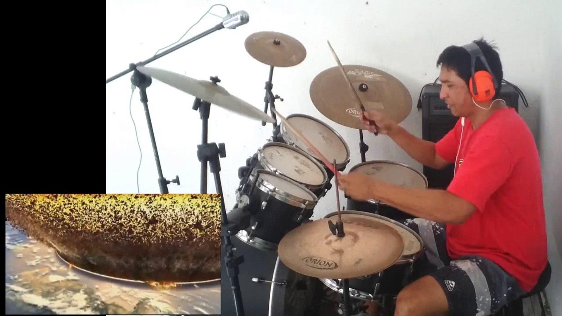 7 trombetas Batera cover