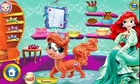 ♥ Disney Palace Pets 2 Bigote Haven Ariel Mascota del Tesoro Nuevo Palacio de Mascotas 2 Juego para Ki
