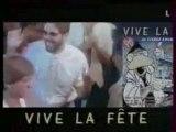 pub compilation vive la fête 1988