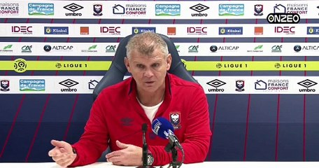 POINT PRESSE (SMC) : AVANT CAEN - LILLE