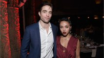 Robert Pattinson and FKA twigs Make a Rare Public Appearance