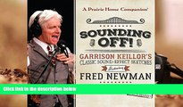 Download [PDF]  Sounding Off! Garrison Keillor s Classic Sound Effect Sketches featuring Fred