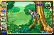 Go Diego Go! - Dora the explorer Online Games - Episode Diegos African Off Road Rescue -