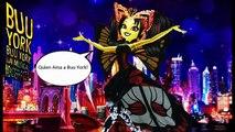 Cumplir con Los Nuevos Demonios de Boo York | Boo York, Boo York | Monster High