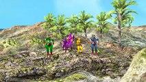 Super héros de la serpiente de Spiderman Congelado elsa grasa Hulk, Batman Dedo de la familia rimas para Niños en 3d de Un