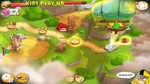 Angry Birds Star Wars 2 по русски Злые Птички ЭНГРИ БЕРДС прохождение игры