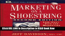 [Reads] Marketing on a Shoestring: Low-Cost Tips for Marketing Your Products or Services (Small