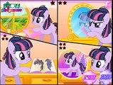 My Little Pony Twilight Sparkle Perm MLP Episodios de Juego para los Niños