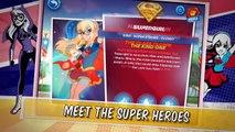 DC Super Héroe de las Niñas de la Aplicación de Juego de Compilación | DC Super Héroe de las Niñas