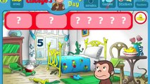 Curious George - Big Picture Full Episodes Educational Cartoon Game [HD]