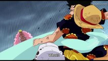 EPIC Clash of Luffy & Doflamingo Conqueror Haki! One Piece 723 FULL ENG SUBBED HD-bnpuuqAc2t0