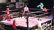 Women's Wrestling Match - Kaitlin Diemond vs Jasmin - Top Female #Wrestling