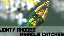 Jonty Rhodes miracle cricket catches - Jonty Rhodes Best Cricket Catches Ever In The World