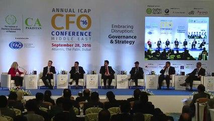 ICAP CFO Conference Middle East 2016-2