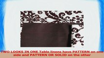 Luxury Napkin  Placemat Table Linens Set  Includes 6 Place Mats  6 Napkins  Reversible f51e0a65