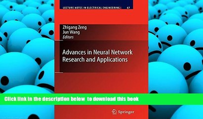 PDF [FREE] DOWNLOAD Advances in Neural Network Research and