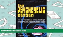 PDF  The Psychedelic Reader  Classic Selections from the Psychedelic Review- The Revolutionary