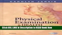 Best PDF Physical Examination   Health Assessment- Text Only eBook Online