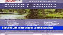 eBook Free AAA North Carolina   South Carolina: Anderson, Asheville, Chapel Hill, Charleston,