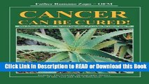 [Download] Cancer Can Be Cured Download Online