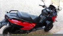 GILERA  Fuoco 500  Scooter cc 500
