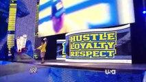 John Cena, Daniel Bryan & Randy Orton vs The Shield - WWE RAW 05.08.13