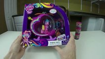 NEW MLP SURPRISE Eggs Fashems Series 3 Pinkie Pies Rainbow Helicopter Toy My Little Pony SORPRESA