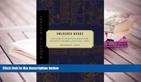 Epub  Unlocked Books: Manuscripts of Learned Magic in the Medieval Libraries of Central Europe