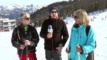 Hautes-Alpes : Les vacanciers profitent de Puy-Saint-Vincent et ses alentours