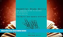 Audiobook  Essential Study Skills: The Complete Guide to Success at University (SAGE Study Skills