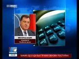 Dodik- Srbi teško mogu naći sagovornika za mir među bošnjačkim političarima