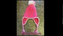 Шапка спицами. Часть 1 // Womens hats knitting