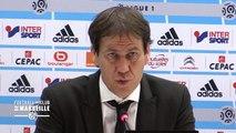 OM - Rennes (2-0) : La réaction de Rudi GArcia