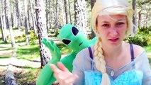 SPIDERMAN, Frozen Elsa, Harry Potter & My Little Pony in real Life! Fun Superhero Movie