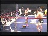 CHARLES FRANCOIS VS JOHN DENNIS (Explosion Fight Night 2 Avril 2011)