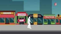 Centre-ville : le taux d'inoccupation des commerces a explosé dans les villes moyennes