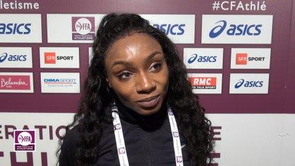 Floriane Gnafoua : « Je ne m'y attendais pas vraiment »