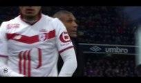 Anwar El-Ghazi Goal HD - Caen 0-1 Lille - 18.02.2017