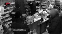 Evade da domiciliari e rapina farmacia: 20enne arrestato a Milano