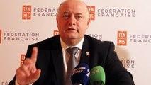 """Tennis - FFT - Bernard Giudicelli, nouveau président de la FFT : """"On a une Fédération Française de Tennis exemplaire"""""""