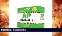 Popular Book  Barron s AP Biology Flash Cards, 3rd Edition  For Kindle