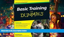 Popular Book  Basic Training for Dummies  For Kindle